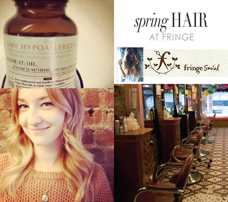 Get Fresh Tresses For Spring!