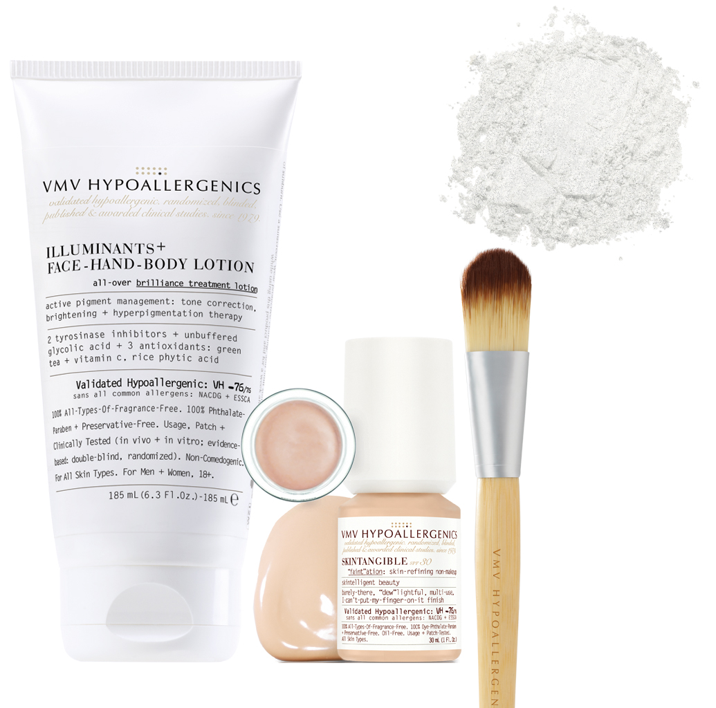 No; They Play Well Together How: Obviously, We're Not Talking About Makeup  That Causes Rashes Or Acne €� Avoid Those, Period Good Makeup Can Be An  Added