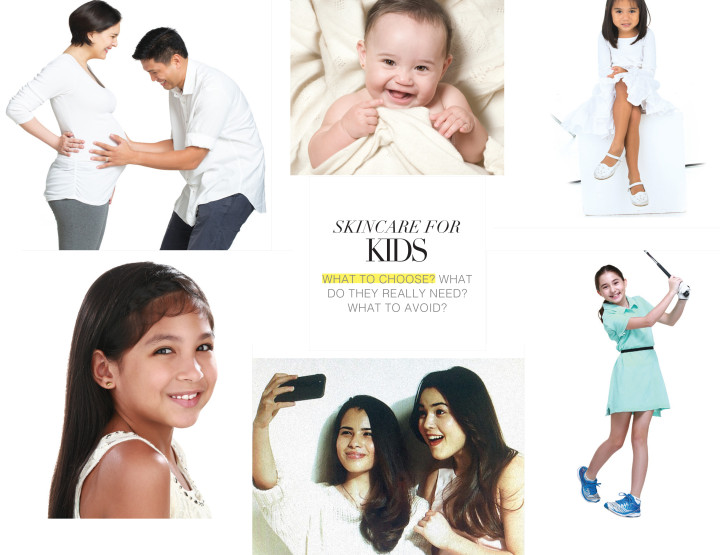 From Belly To Prom: Skincare For Kids