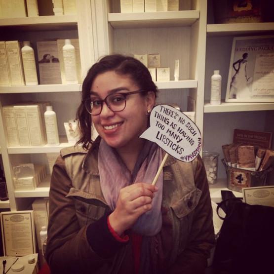 VMV Spa, Soho #skinthusiasm winner – Natalie, Instagram & Twitter