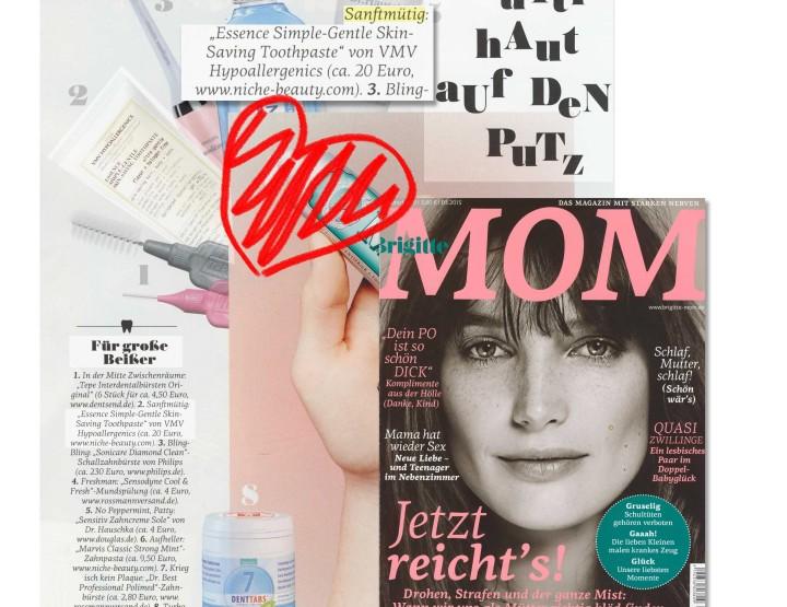 Essence Skin-Saving Toothpaste - Brigitte Mom, Germany