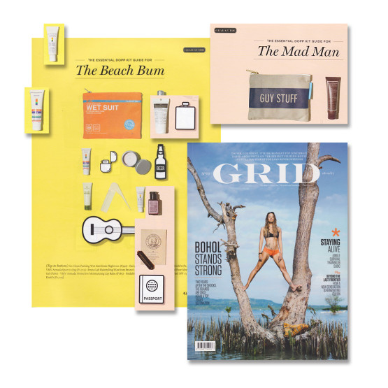 Armada Sport 70, Armada Lip Balm, 1635 Aftershave Salve, 1635 Pre-shave Oil, and Re-everything Face-Hand-Body Lotion - Grid Magazine Philippines