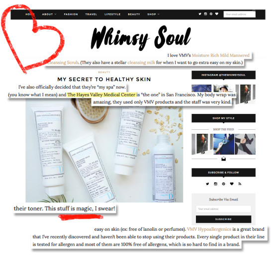 SuperSkin Care Cleanser, Toner & Moisturiser, and Coconut Wrap Spa Treatment at Hayes Valley Medical in San Francisco - The Whimsy Soul