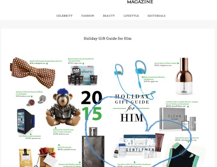Gift Set For Men - Composure Magazine