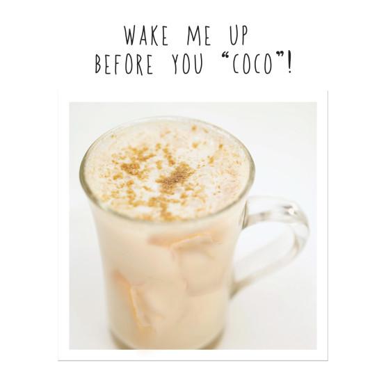 Wake Me Up Before You