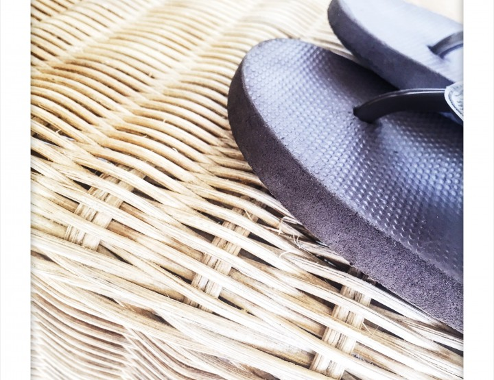 RUBBER FLIP-FLOPS: Allergen or Not An Allergen?