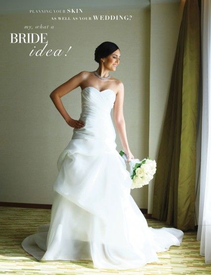 Wedding-Perfect Skin: 10 BRIDE Ideas To Prep Your Skin For The Big Day!