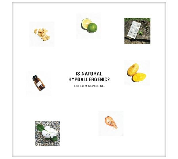 Choose Hypoallergenic Over Natural: 30-Day Healthy Skin Challenge