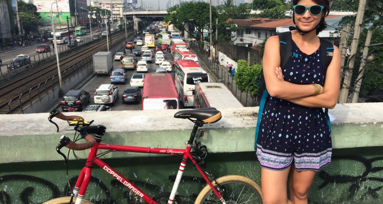 Eco-Friendly Commuting Can Be Hard On The Skin...But It's SO Worth It!
