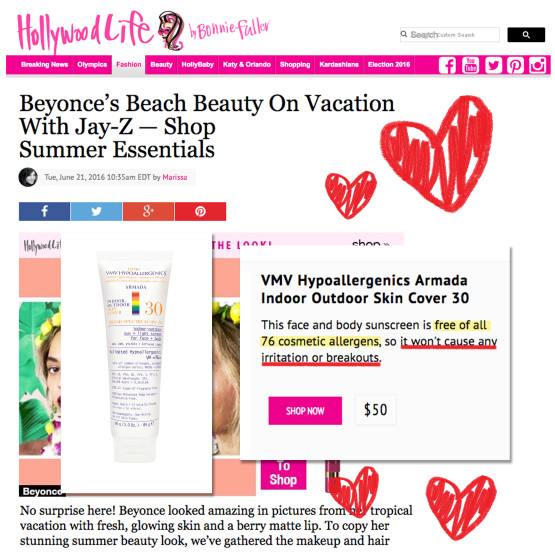 Armada Indoor Outdoor Skin Cover 30 - HollywoodLife.com