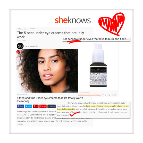 Re-Everything Eye Serum - SheKnows