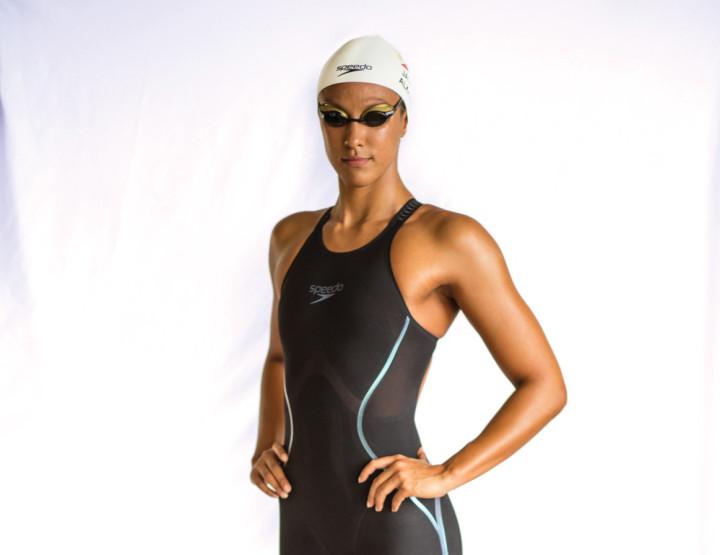 Jasmine Alkhaldi, Olympic Swimmer