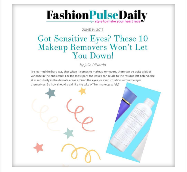 Makeup Removing Oil - Fashion Pulse Daily