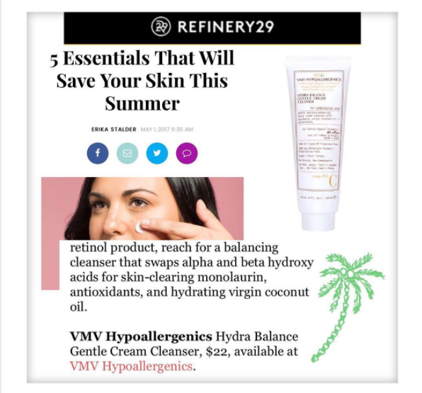 Hydra Balance Gentle Cream Cleanser - Refinery 29