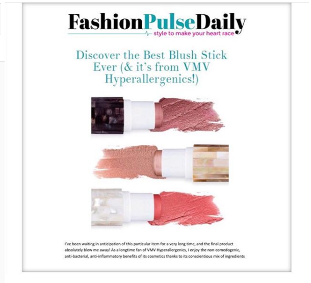 "Boldy ""GLOW"" Coconut Oil Skin Bloom Blush Stick – Fashion Pulse Daily"