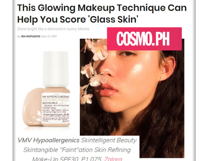 "Skintangible ""Faint""ation Skin-Refining Non-Makeup SPF 30  – Cosmopolitan Philippines"