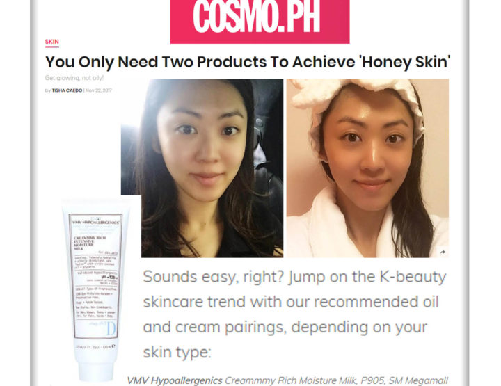 Creammmy Rich Intensive Moisture Milk – Cosmopolitan Philippines