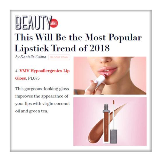 Lip Gloss - BeautyMNL