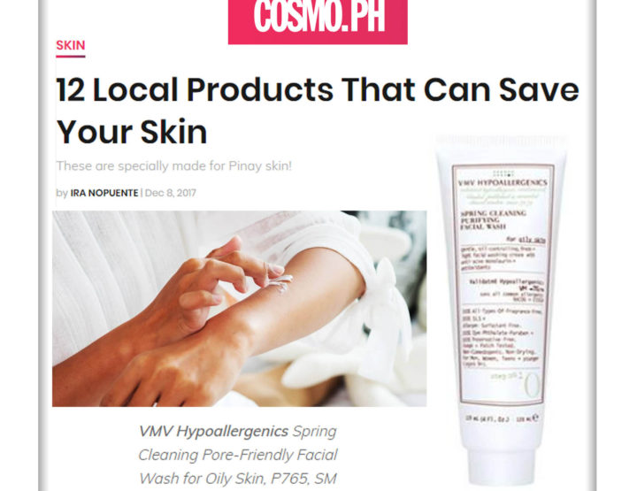 Spring Cleaning Pore-Friendly Facial Wash for Oily Skin - Cosmopolitan Philippines