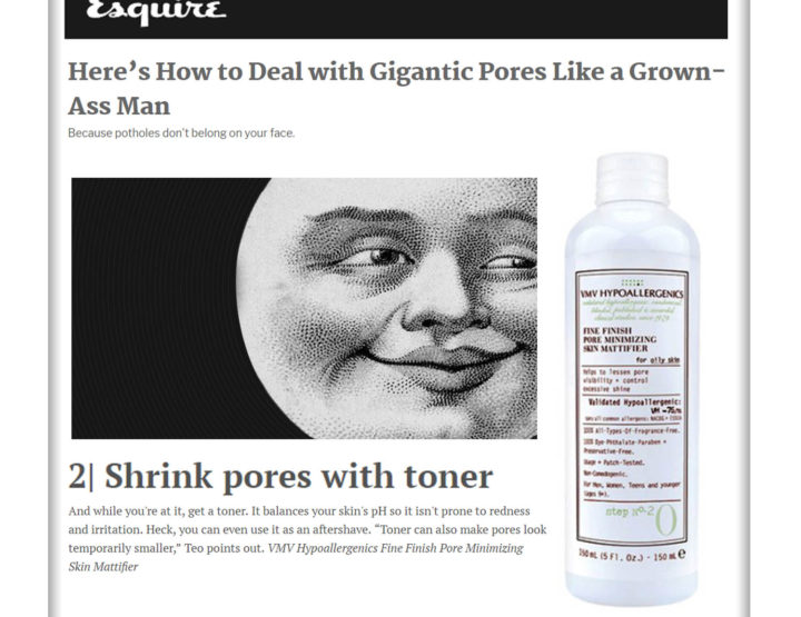 Fine Finish Pore Minimizing Skin Mattifier - Esquire