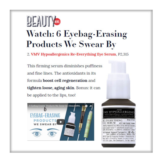 Re-Everything Eye Serum - BeautyMNL