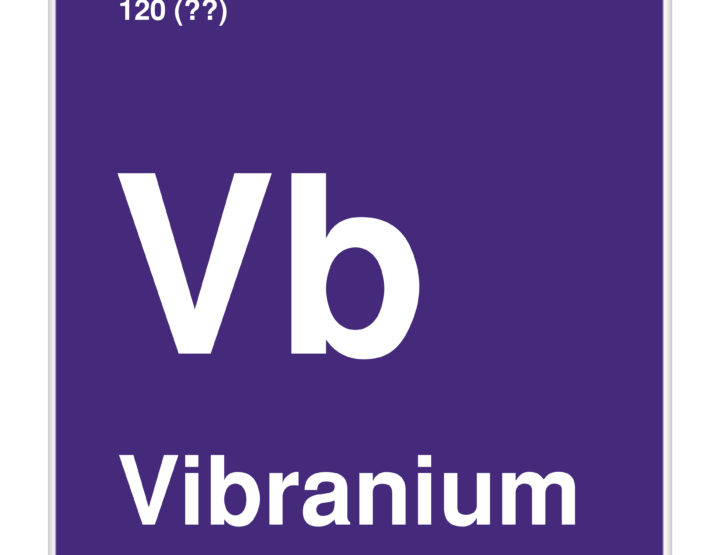 VIBRANIUM (Wakandan): Allergen or Not An Allergen?