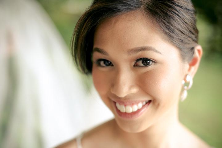 "I ""Dew"": Julie's (Hypoallergenic!) Bridal Beauty Success Story"