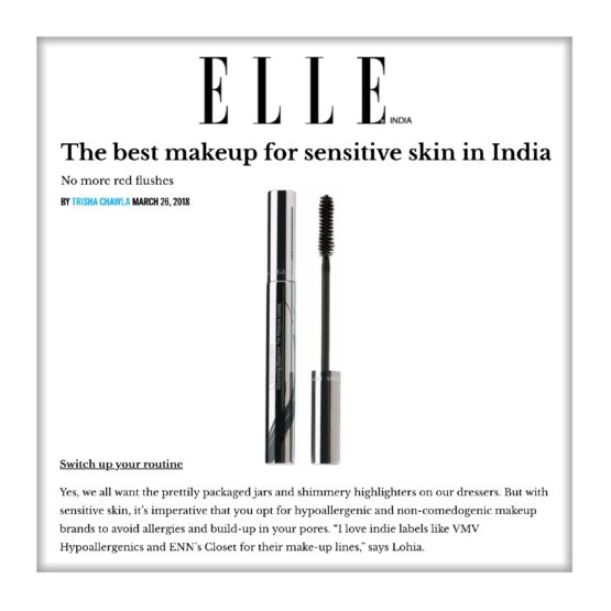 Ooh-La-Lash! Volumizing Mascara - Elle India