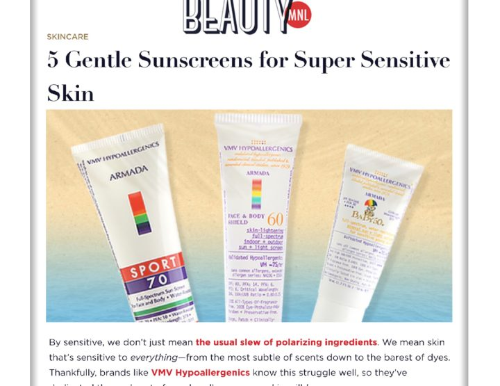 Armada Sunscreen - BeautyMNL