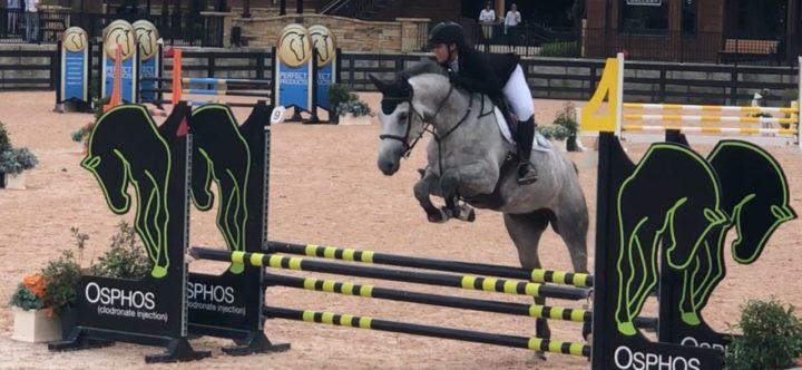 Nicole Camcam, Equestrian Champion