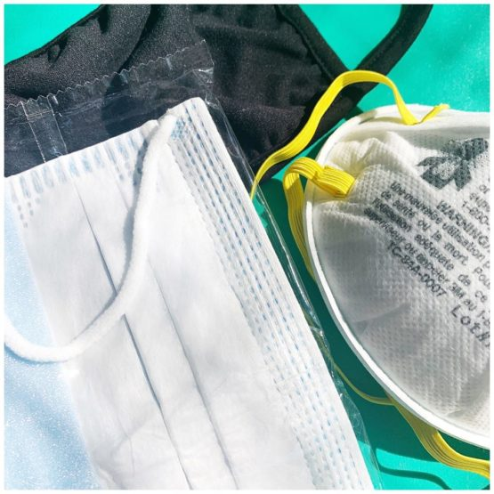 SURGICAL, N95 & CLOTH MASKS: Allergen or Not An Allergen?