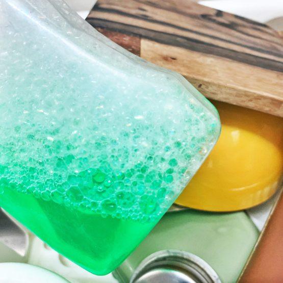DISHWASHING SOAP: Allergen or Not An Allergen?