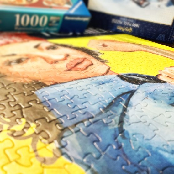 JIGSAW PUZZLE: Allergen or Not An Allergen?